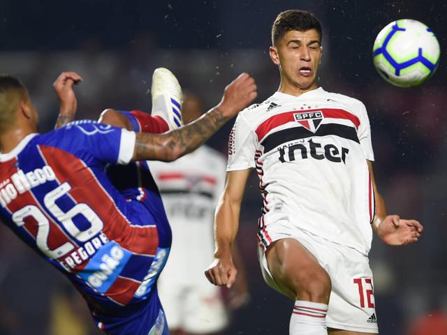 Veja os melhores momentos de São Paulo x Bahia na Copa do Brasil