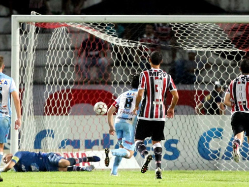 Santa perde a segunda seguida na Série B. Desta vez para o Londrina, no Arruda