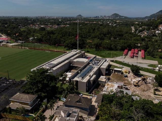 Flamengo finaliza documentação e espera alvará definitivo do CT até a próxima terça-feira