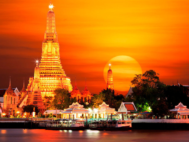 Tailândia chamando! Passagens para Bangkok a partir de apenas R$ 2.649 saindo de São Paulo e mais cidades!