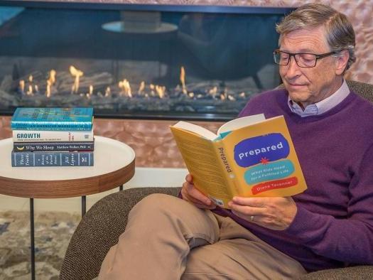 Bill Gates indica os cinco melhores livros que leu em 2019; veja quais são