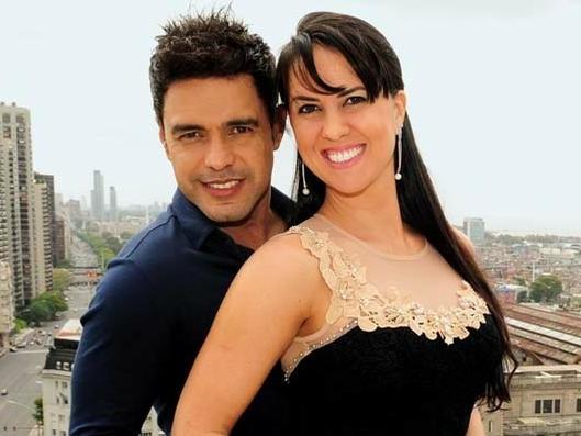 Graciele Lacerda, esposa de Zezé di Camargo, ousa em foto de lingerie e tem bumbum comparado ao de Paolla Oliveira