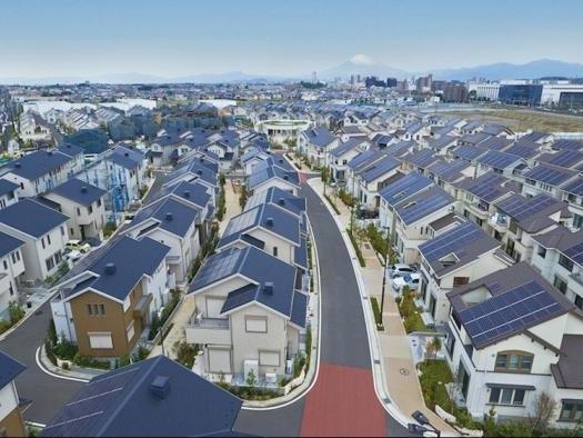 Panasonic está construindo uma cidade inteligente nos Estados Unidos