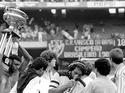 30 anos do bi | Campeões brasileiros de 1989 relembram a 'SeleVasco'