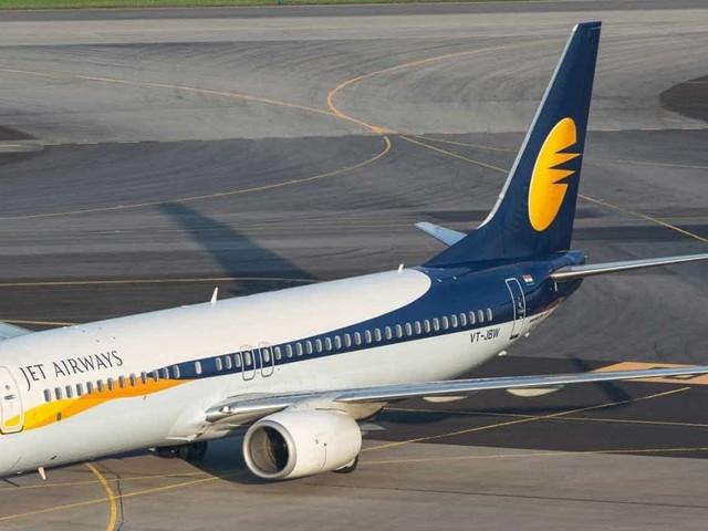 Sem dinheiro até mesmo para combustível, Jet Airways anuncia suspensão nas operações