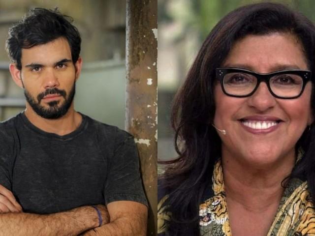 Juliano Cazarré entra para o elenco de Amor de Mãe como filho de Regina Casé