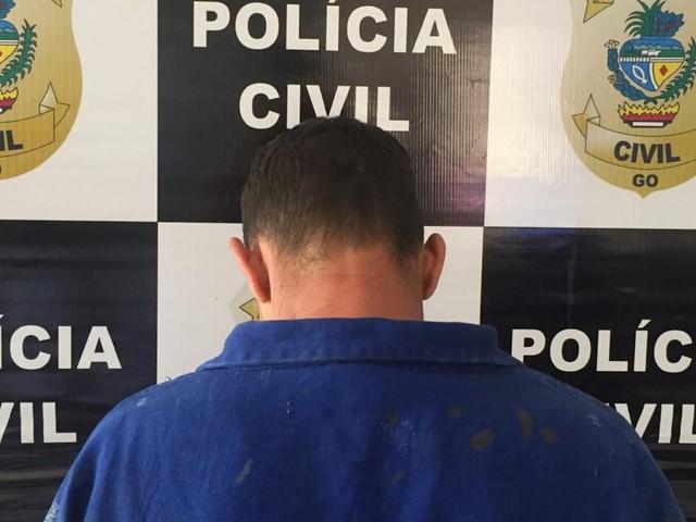Tio é preso suspeito de estuprar e torturar adolescente com microcefalia, em Goiânia