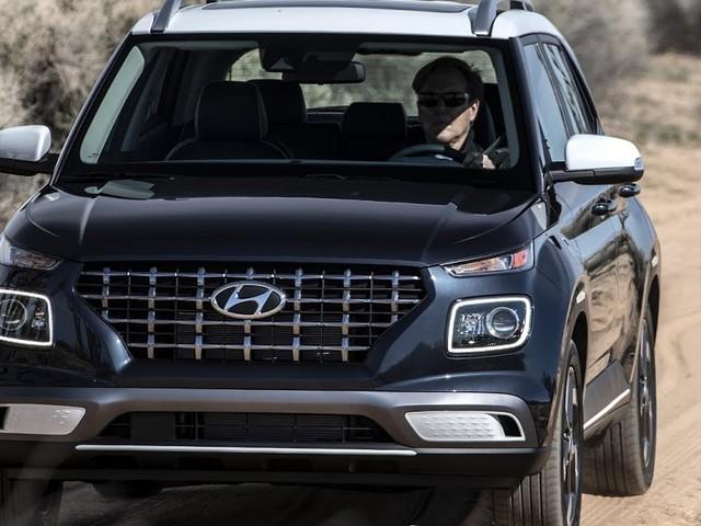Hyundai Venue 2020 - fotos e especificações oficiais do SUV menor que o Creta
