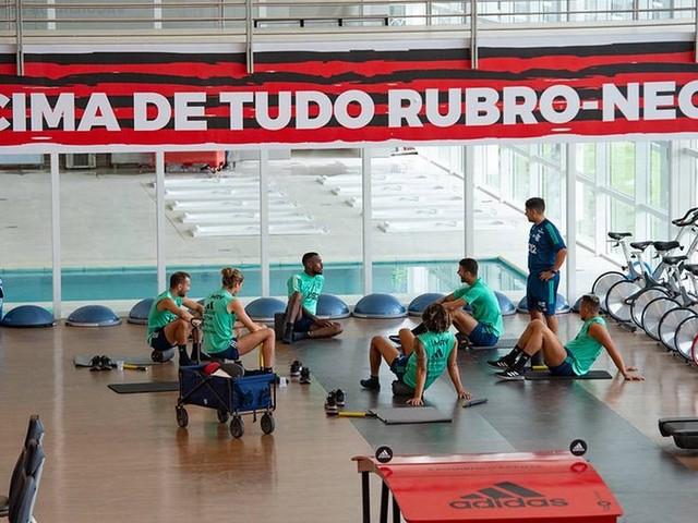 Carnaval? Flamengo freia folia para focar nas finais de Taça Guanabara e Recopa Sul-Americana
