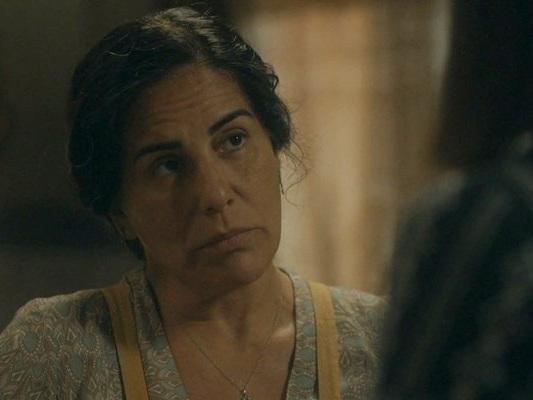 Éramos Seis: Lola é enganada por Clotilde e fica assustada com a irmã