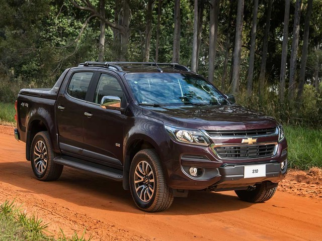 Chevrolet S10 Diesel 2018 automática ganha sistema CPA
