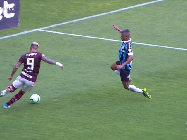 Gols do Fantástico: Flamengo vence o Grêmio fora de casa e segue líder