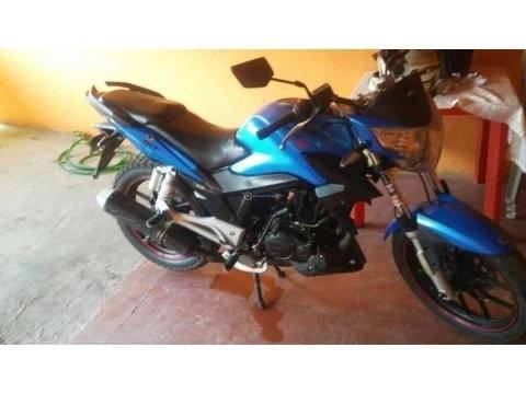 MOTO MARCA AKT 150 AÑO 2015