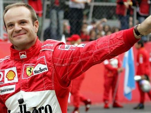 Rubens Barrichello se torna motorista da Uber em São Paulo por um dia