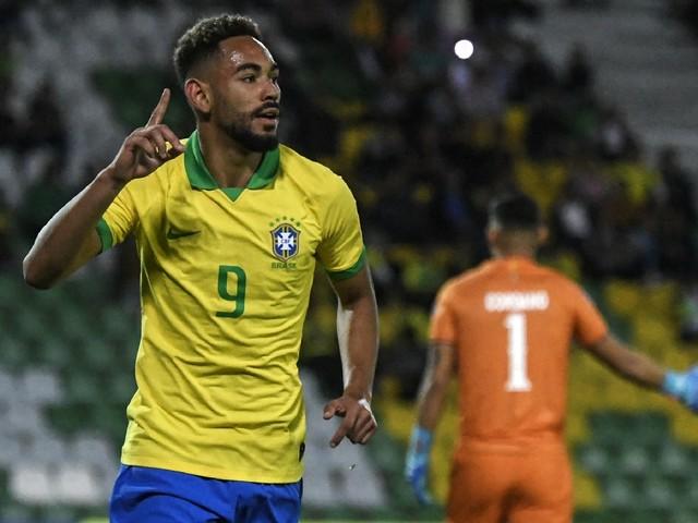 Brasil vence a Bolívia e vai à próxima fase do Pré-Olímpico