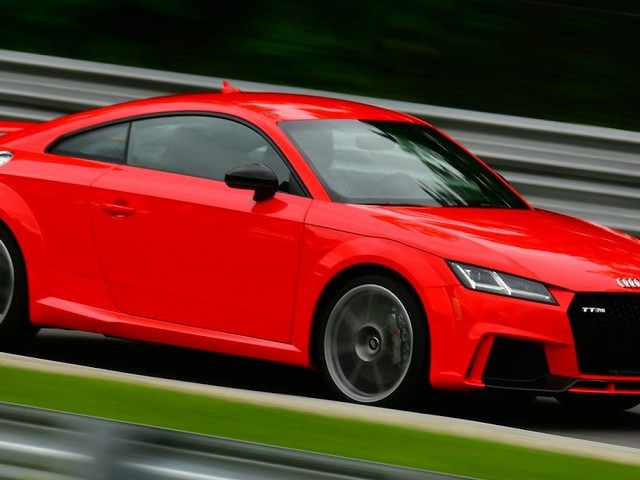 Audi TT-RS chega em breve ao Brasil: preço ~ R$ 500 mil