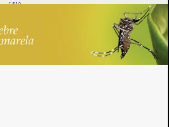 Áreas (zonas) de risco : Brasil vive epidemia de febre amarela