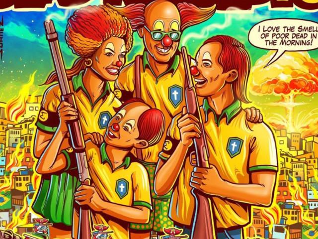 Polarização influenciou | Dead Kennedys pede para produção tirar da divulgação pôster para turnê no Brasil