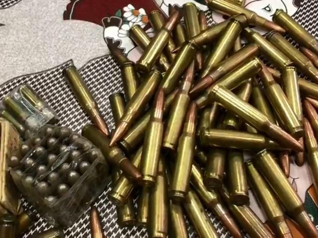Polícia encontra sítio usado por criminosos para preparar ataques a carro-fortes no interior de SP