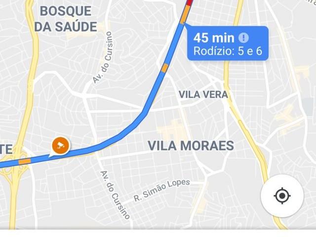 Google Maps expande alertas de radar para mais usuários