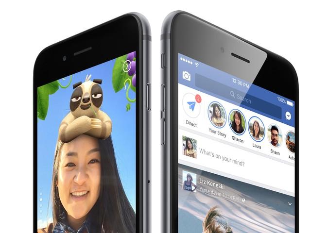 Facebook pretende liberar a publicação de Stories pelo desktop