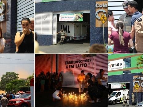 Ataque em Goiânia: aluno sofria bullying e se inspirou em massacre de Columbine