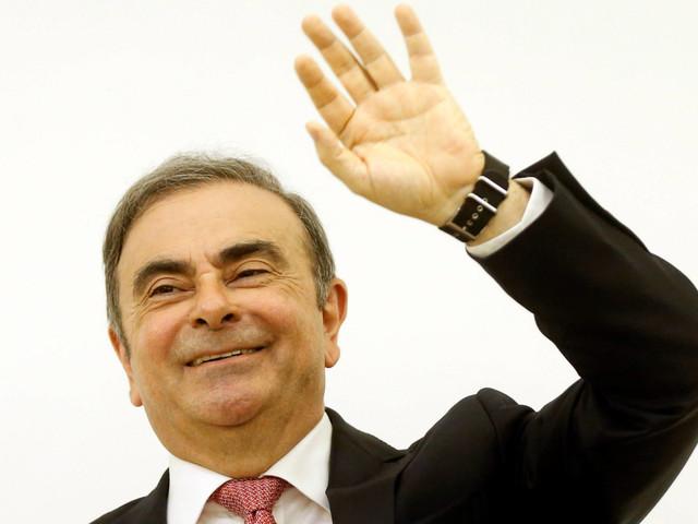 Fuga de Carlos Ghosn, ex-chefe da Nissan-Renault, será transformada em game no Japão