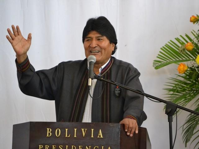 Evo Morales inicia campanha pelo 4º mandato na região boliviana de cultivo de coca