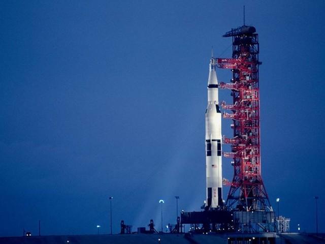 National Geographic começa um Live-Tweeting da missão Apollo 11
