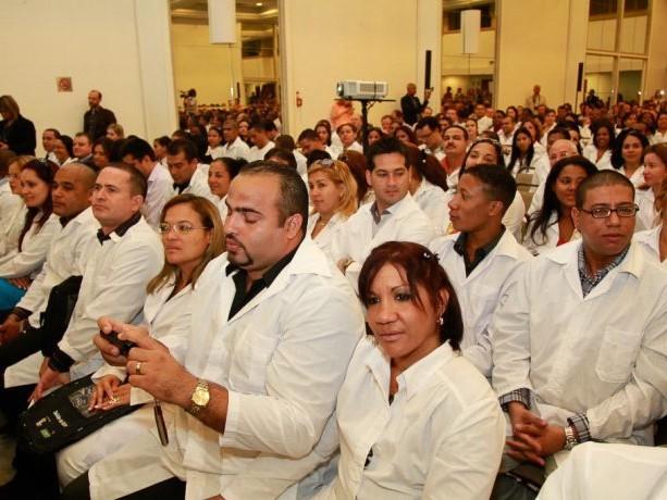 Governo não consegue fechar a conta do Mais Médicos
