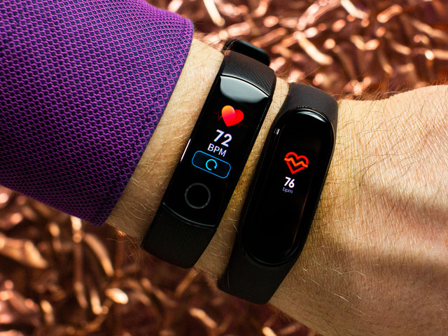 The best smart bands and fitness trackers