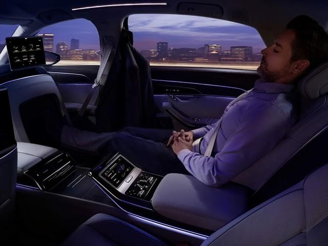 Audi supera a Tesla em tecnologia de condução autônoma
