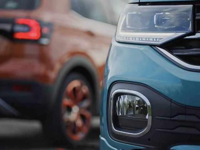 Volkswagen T-Cross: detalhes adicionais revelados - vídeo