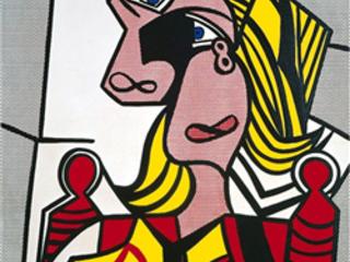 Picasso e Lichtenstein