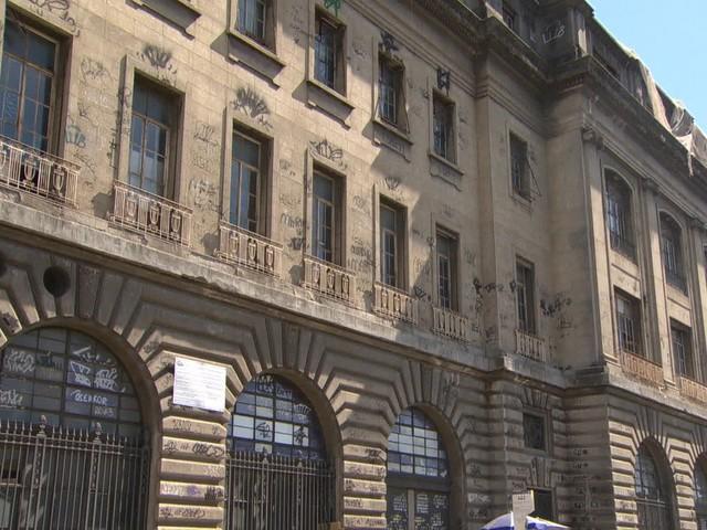 MPF pede à Justiça que o governo federal assuma a Estação Leopoldina por risco de desabamento