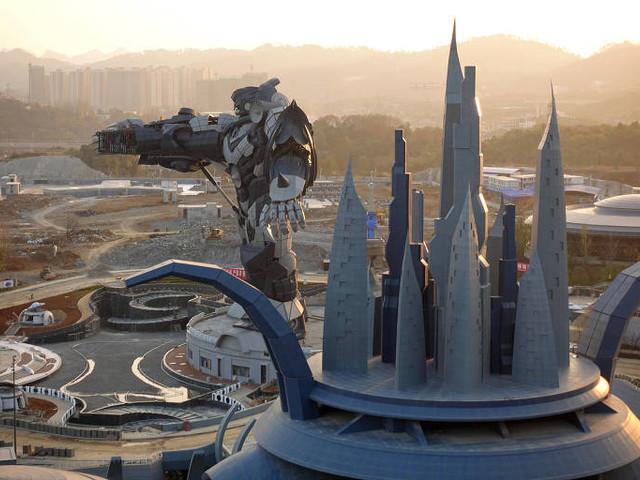 China cria 1º parque temático de realidade virtual