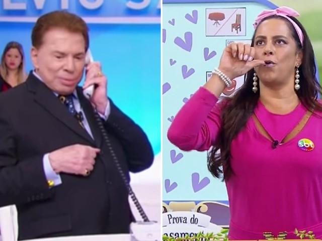 Silvio Santos já tem projeto bombástico para lugar de filha, após anúncio de demissão de Silvia Abravanel do SBT