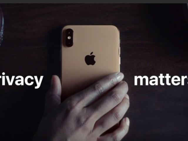 Comercial da Apple mostra como privacidade importa no seu dia a dia