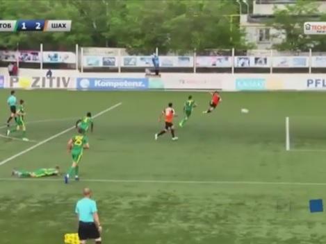 """Gol em """"tabela de voleio"""" vale a vitória no Cazaquistão"""