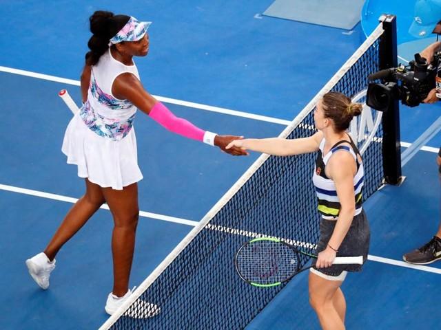 Halep elimina Venus e agora tem Serena pela frente no Australian Open
