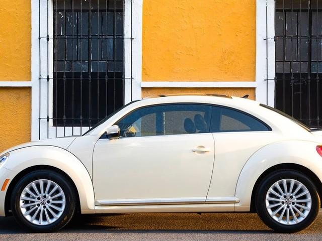 Volkswagen Beetle 2019 Final Edition: fotos e especificações