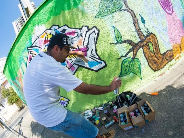 'Rio das Artes' reúne intervenções artísticas em 48 espaços de Piracicaba