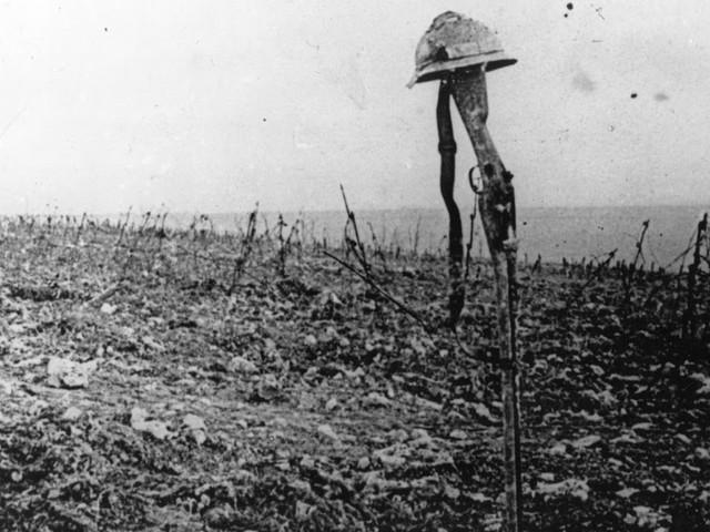 As armas que ceifaram uma geração na I Guerra Mundial