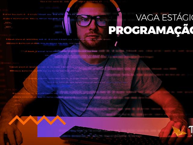 VAGA: Estágio em Programação na agência Tsuru
