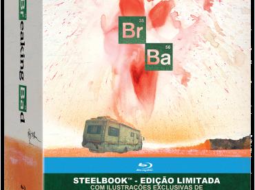 #DICA | Breaking Bad em SteelBook com descontão!