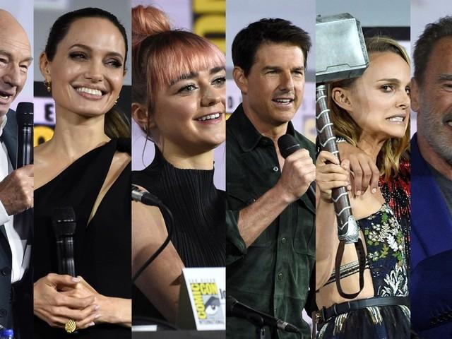 Comic-Con 2019: Trailers, fotos, entrevistas e tudo que rolou na feira de cultura pop em San Diego