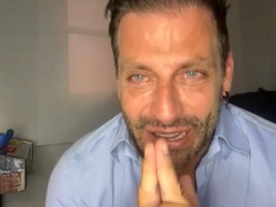 Agredido em Alagoas | Henri Castelli desabafa: 'Fazendo terapia para me acalmar'