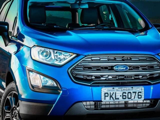 Ford EcoSport 2019 tem alterações de preços e conteúdo