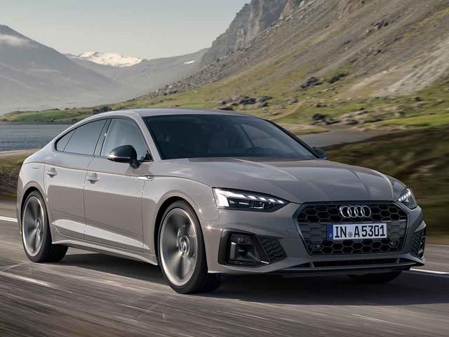 Em pré-venda, novo Audi A5 Sportback parte de R$ 284.990