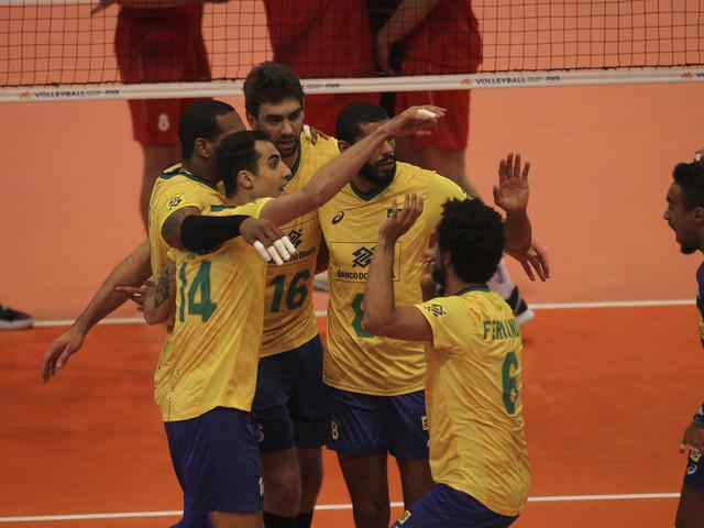 Brasil vence Portugal e assume 2º lugar da Liga das Nações